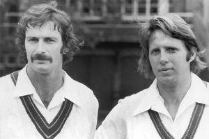 My childhood cricketing heros