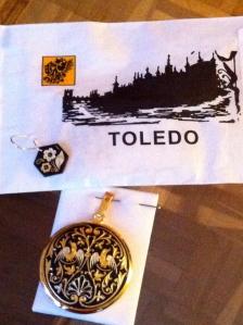 My birthday present - Toledo Damascene